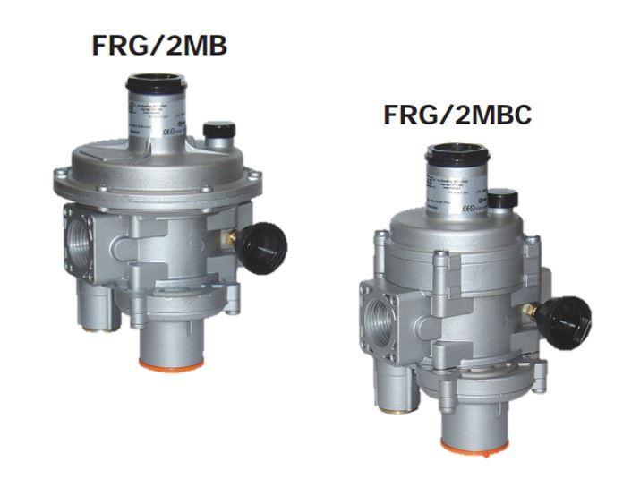 FRG-2MBZ Регулатор за газ DN15-20-25
